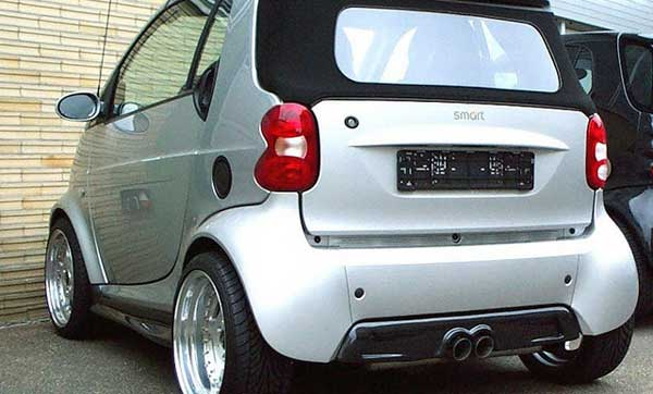 smart fortwo 450 cs tuning. Black Bedroom Furniture Sets. Home Design Ideas
