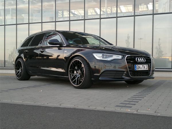 audi a6 avant 3 0 tdi quattro cs tuning. Black Bedroom Furniture Sets. Home Design Ideas